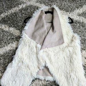 Stylish Faux Vest Size Sm/M